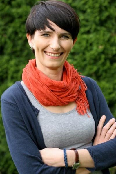 Sylwia Grenda - psychoterapeutka, trenerka programu Spadochron